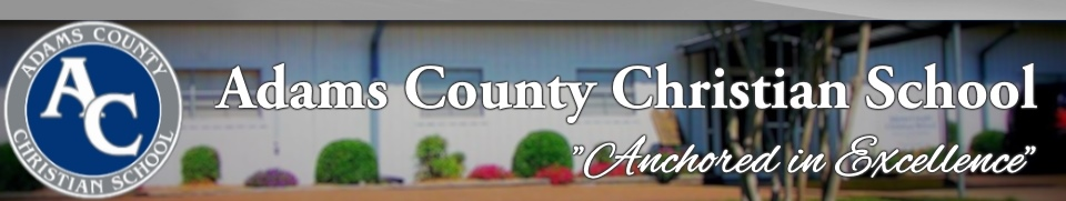 Adams County Christian School